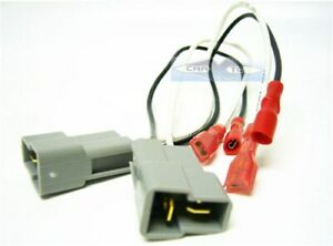 DODGE CAR SPEAKERS WIRE HARNESS Connection CLIP ADAPTER PLUG 1987-1994
