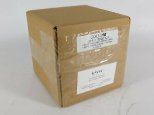 Collins 51S-1 Receiver Complete NOS Tube Replacement Set by K5SVC (new in box)