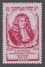 France 1947 #B218 Stamp Day (de Louvois) - MH