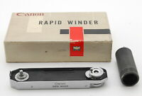 IN BOX CANON RAPID WINDER from JAPAN #1495