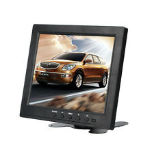 8 Inch 1024*768 TFT LCD Display Video VGA HDMI BNC Monitor for DVD DVR PC CCTV