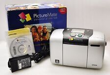 Epson PictureMate Express Edition Compact Photo Printer