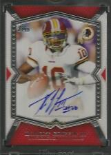 2012 Topps Football Robert Griffin III Continuity Autographed Card On Card Auto!