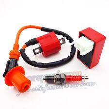 Racing Ignition Coil CDI Spark Plug For CG 125 150 200 250cc Dirt Bike ATV Quad