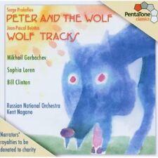 Kent Nagano - Peter & the Wolf: Wolf Tracks [New CD] Hybrid SACD