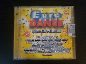 CD EURO DANCE - MIXED BY GIGI D'AGOSTINO (1999) - RARO