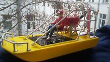 Kyosho Tom's River Airboat / Sumpfboot / Propeller Boot ferngesteuert (1988)
