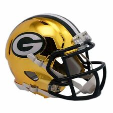 Green Bay Packers Regular Season Nfl Helmets For Sale Ebay