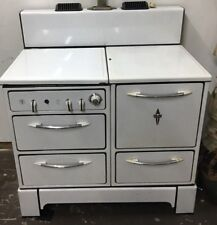 Vintage  Wedgewood Gas Stove White Great Condition!