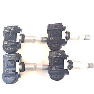 Set of 4 Mopar Dodge Jeep 56029526AA 68078861AC TPMS Tire Air Pressure Sensors