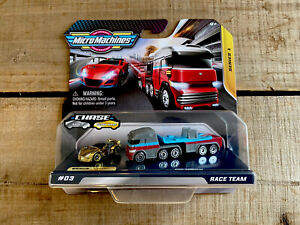 2020 Micro Machines Series 1 Race Team 03 Ultra Rare Gold Chase #0066 GT-7 NR
