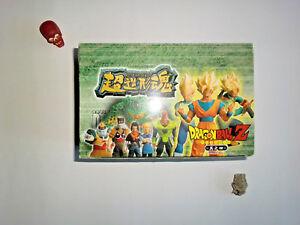 GASHAPON BANDAI DRAGON BALL Z SOUL OF HYPER FIGURATION série n°4 box-boite 12x