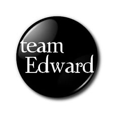 25mm Button Badge - Twilight -Team Edward