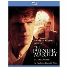 The Talented Mr. Ripley (Blu-ray Disc, 2013) - New!