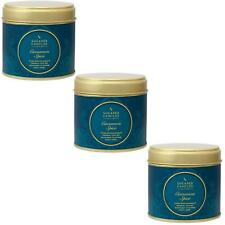 3 x Shearer Candles Home Cinnamon Spice, Large Scented Tin Candle, 40 Hour Burn