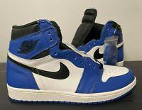 Nike Air Jordan 1 Retro High OG Game Royal Blue 555088-403 Men Size 10 New