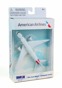 Daron - American Airlines Single Plane New Livery (BBRT1664-1)