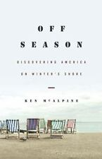 Off-Season: Discovering America on Winter's Shore-ExLibrary