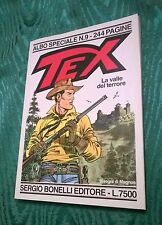 TEX Albo Speciale n° 9 244 pagine - Sergio Bonelli - Disegni MAGNUS1996