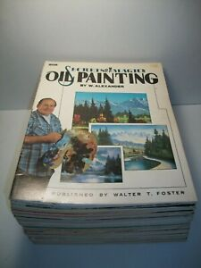 Walter Foster How To Art Books 1-211 ~ Choose Which Book ~ ***Shipping Discounts