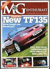 NAC MG TF 135 Road Test 2009-10 UK Market Sales Brochure MG Enthusiast