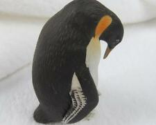 Left 00004000 on China Mama with Baby Penquin Figurine Hand Painted 02713