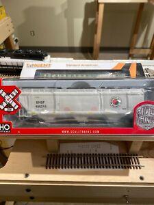 RIvet Counter Scale Trains Burlington Northern [NP] Greenbrier hopper