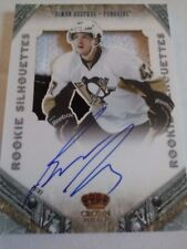 Simon Despres 2011-12 Crown Royale Rookie Silhouette Patch Auto /99 Penguins