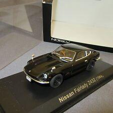 487E Norev 800223 Nissan Fairlady Z Noir 1:43