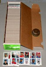 2000 Fleer Tradition Full Baseball Cards Set + 5 Full Subsets