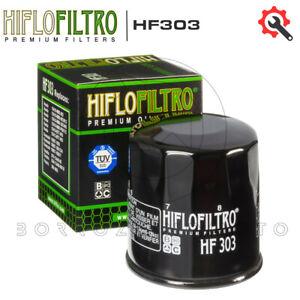 FILTRO OLIO HIFLO HF303 YAMAHA YZF R1 - 1000 2002 - 2003 5PW