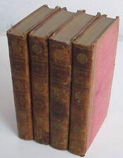Chef-d'oeuvre oratoire ou choix de sermons ... veuve nyon 1803 4/4 Vol demi-cuir