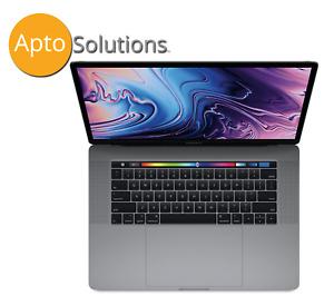2018 A1990 MacBook Pro 15- i7-8750H @ 2.2GHz, 16GB RAM, 256GB SSD, 555x (Pics)