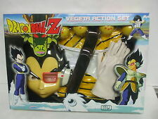 Toy Quest Roleplay Dragon Ball Z Vegeta Action Set MIB (H)