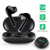 Bluetooth 5.0 Wireless Bluetooth Headphone Kopfhörer für iPhone Samsung Airpods