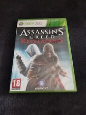 Jeu XBOX 360 Assassin's Creed Revelations PAL neuf sous blister