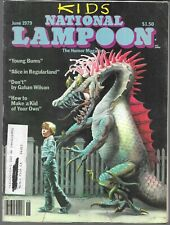 NATIONAL LAMPOON THE HUMOR MAGAZINE JUNE 1979 (GD)