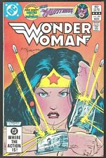 New listing Wonder Woman # 297 Michael Kaluta Signed Huntress Masters Of The Universe Prev
