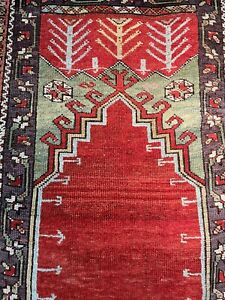 Antique Turkish 19th Century Rug