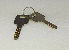 Sega Original Security Serial # 5575 Key for Video Machine Cabinet Arcade Part