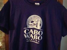 CABO Wabo SAMMY HAGGAR Tequila WOMEN'S Sz XL T-Shirt