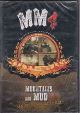 MM4 MOUNTAINS & MUD 4 An Epic 4X4 Quad Film  DVD  Sealed