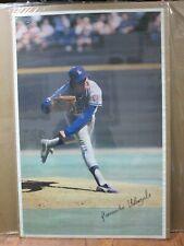 L.A. Dodgers Vintage 1981 major league Baseball Fernando Valenzuela Inv#G3994