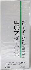 KAREN LOW UNLIMITED XCHANGE WHITE PARIS 3.4 OZ / 100 ML EDT SPRAY NIB FOR MEN