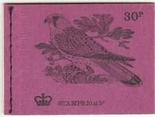 Engeland booklet DQ64 MNH 1972 - British Birds / Kestrel