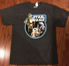 NWT STAR WARS R2-D2 MEN'S T-SHIRT Sz M