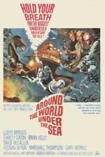 Around the World Under the Sea Movie POSTER 27 x 40 David McCallum, A