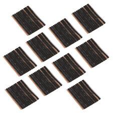100x Tubeless Tire Tyre Puncture Repair Kit Strips Plug Car Van Truck Bike MA874
