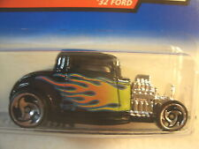 HOT WHEELS '32 FORD  1998 FIRST EDITIONS  #7 OF 40 CARS   1932 FORD COUPE.