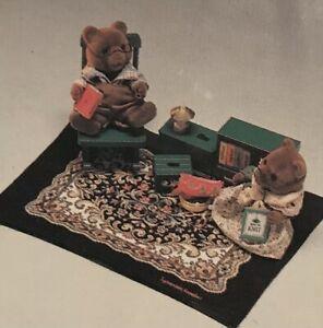 Sylvanian Families / Calico Critters Vintage Carpet (1986)